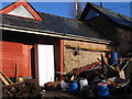 SO4909 : The Old Carpenter's Shop, Lydart by Jessica Aidley