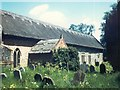 TM4993 : Churchyard at Burgh St Peter Staithe by E Gammie
