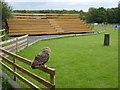 SJ5970 : Cheshire Waterlife, Bird of Prey Centre, Sandiway by Sue Adair