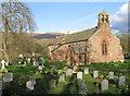 NY6334 : St Luke's, Ousby Townhead, Westmorland by Simon Ledingham