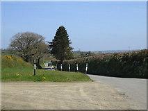 SN0417 : Colby Moor Lane by John Winterbottom
