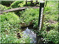 TM1897 : Water level management on Flordon Common by Adrian Hodge