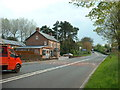SJ5765 : Cotebrook village by David Medcalf