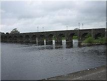 M9625 : The Bridge, Shannonbridge. by Brian Shaw