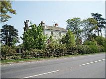 SK7668 : Goosemoor Hall, Scarthingmoor, Nottinghamshire by Robert Goulden