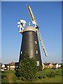 TL5966 : Stevens' Mill, Burwell, Cambs by Rodney Burton