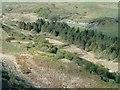 NM7411 : View southwest from Binnein Furachail by Patrick Mackie