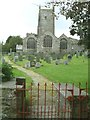 SX1587 : Davidstow Church by Mark Camp