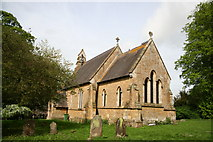 TF2399 : St.Martin's church, East Ravendale, Lincs. by Richard Croft