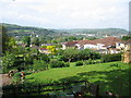 ST7765 : The Avon Valley from Bathampton by Phil Williams