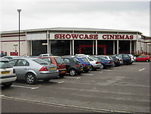 SP3882 : Showcase Cinema, Cross Point Business Park by Stephen McKay