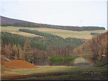 NT2830 : Loch Eddy by david edwards