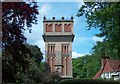 TM4656 : Water Tower by David Squire
