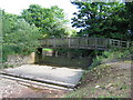SP0379 : River Rea flood weir by David Stowell