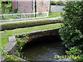 SJ2207 : Lledan Brook Aqueduct by Mr M Evison