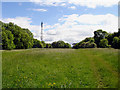 ST5477 : Kings Weston Hill and Transmitter by Linda Bailey