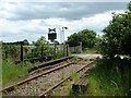 TF4507 : Level crossing, Begdale by David Prestidge