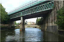 ST7564 : GWR Bath West Bridge by Pierre Terre