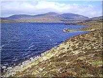 NC4528 : Loch Fiag by Donald Bain