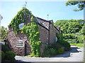 SJ3174 : Sandstone Cottage, Burton by Sue Adair