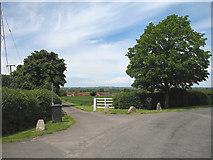 SP8106 : Kimblewick Farm by Martin Addison