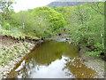 NG8439 : Abhainn Cumhang a' Ghlinne by Dave Fergusson