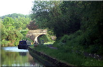 ST7960 : Kennet and Avon Canal,  Winsley Bridge by Pierre Terre