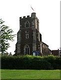 SP9624 : St. John the Baptist, Stanbridge by Rob Farrow