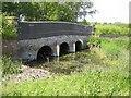 SP7211 : River Thame: Cuddington Bridges by Nigel Cox