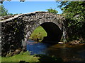 SX6273 : Prince Hall Bridge, West Dart by Derek Harper