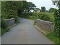 SJ6244 : Narrow Bridge by Nigel Williams
