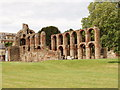 TL9924 : St Botolph's Priory ruins, Colchester by David Hawgood