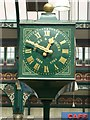 SE3033 : M&S Centenary Clock, Kirkgate Market, Leeds by Rich Tea