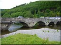 SH7401 : Dovey Bridge, Machynlleth by Oliver Dixon