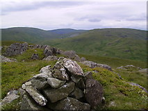 NY5110 : Cairn High Wether Howe by Michael Graham