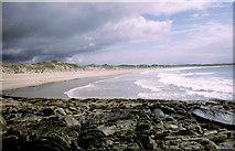 NM1353 : Crossapol Bay, Coll by Gordon Wilson