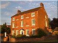 SJ8054 : The Town House, Alsager by Derek Harper