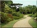 TL4557 : Winter Garden, Cambridge University Botanic Gardens by Robert Edwards
