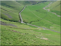 NS9007 : Dalveen Pass by Chris Wimbush