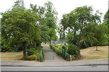 TF1802 : Itter Park, Fulbridge Road, Peterborough by Julian Dowse