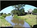 SJ8560 : Canal at Upper Hulme by Steve Lewin