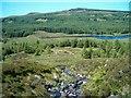 NN0005 : Loch Dubh-ghlas by Patrick Mackie