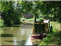 SP6283 : Grand Union Canal, near North Kilworth by Stephen McKay
