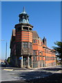 SJ3592 : Everton library from the south by Derek Harper