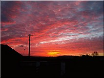 R2649 : Stokesfield Sunset by Dave