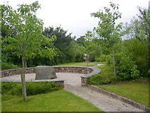 S5036 : The Famine Garden, Newmarket, Co. Kilkenny by Humphrey Bolton