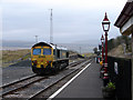 SD7678 : Ribblehead Station by John Lucas