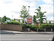 ST1275 : DIY superstore at Culverhouse Cross by John Thorn