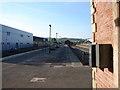 SN5881 : Aberystwyth Railway Station by John Lucas