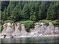 NR6079 : Jura coast by Gordon Brown